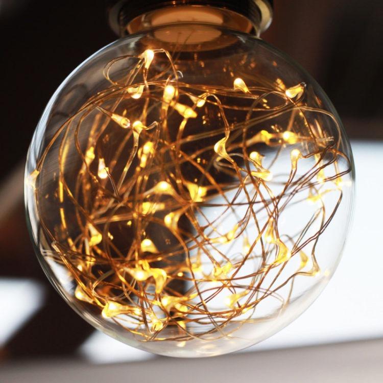 Awesome Vintage String LED Light Bulb 1 - Pendant Lighting - iD Lights