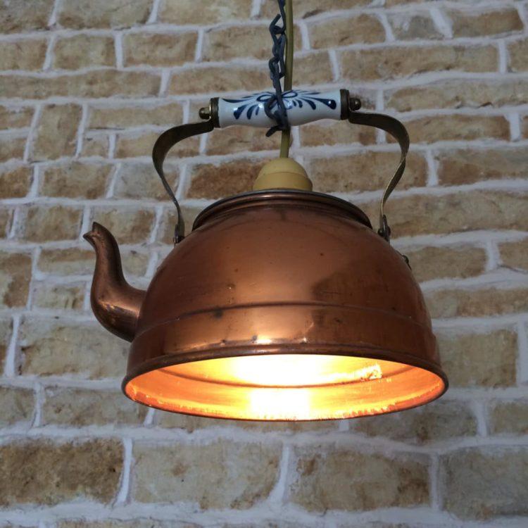 12 Original Shabby Chic Lighting Ideas - restaurant-bar, pendant-lighting