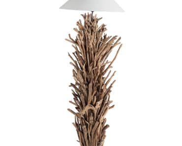 Amazing Driftwood Floor Lamp