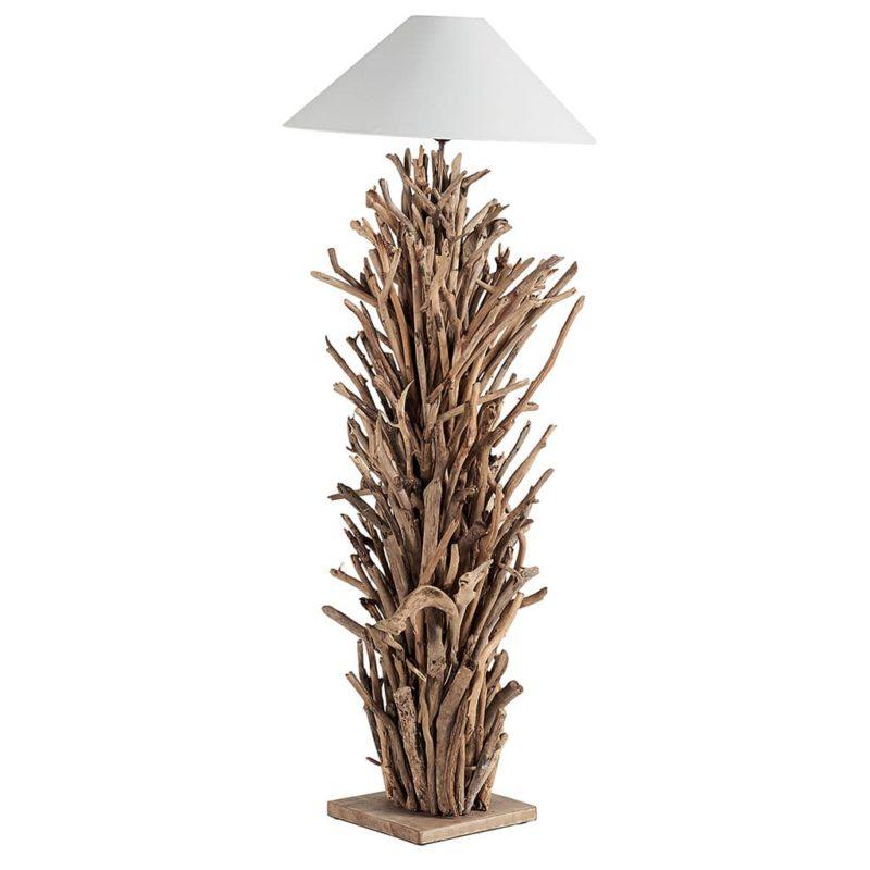 Amazing Driftwood Floor Lamp