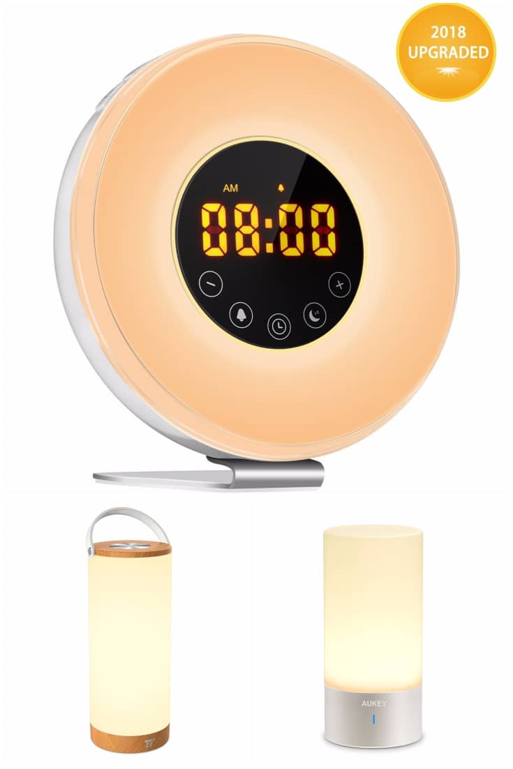 Best LED Bedside Lamps 2018 - table-lamps