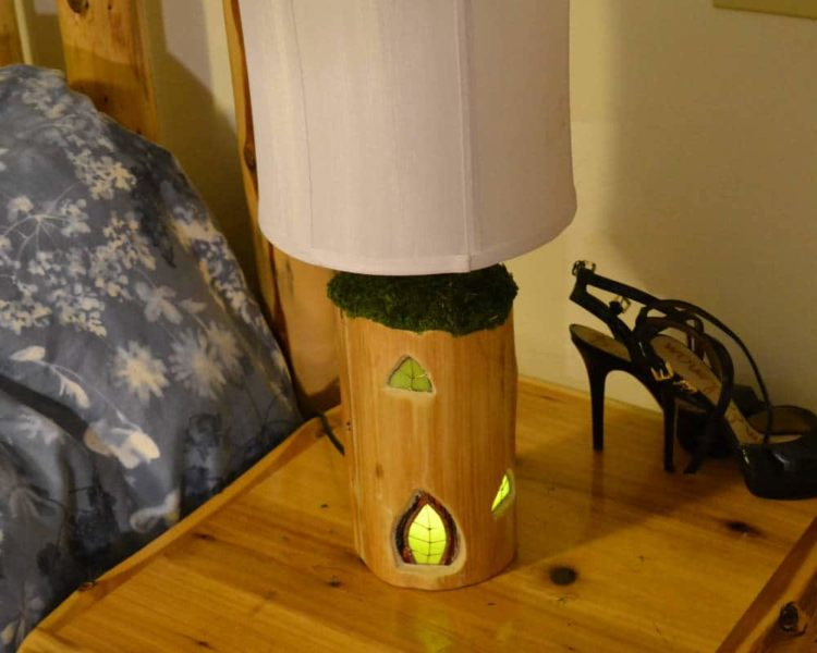 Cute Fairy Tree Lamp Table Lamps