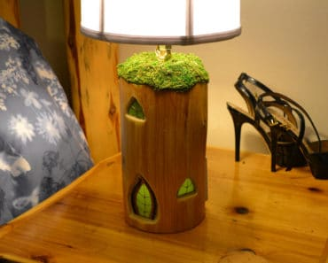Cute Fairy Tree Lamp