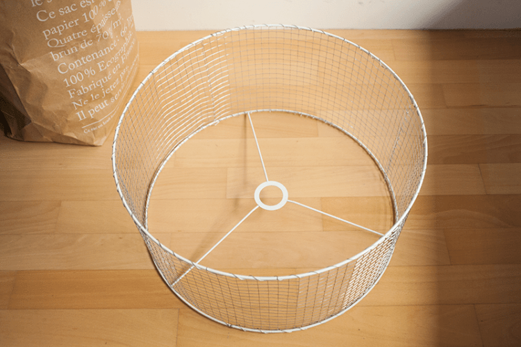 DIY Bird Cage Lamp Floor Lamps