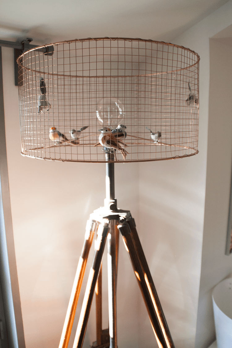 diy bird cage lamp id lights. Black Bedroom Furniture Sets. Home Design Ideas