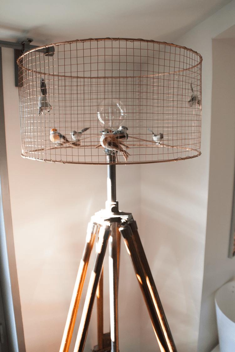 diy bird cage lamp id lights. Black Bedroom Furniture Sets. Home Design Ideas