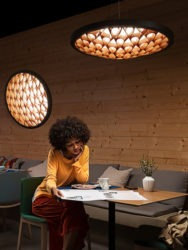 Cervantes LED Suspension Lamp