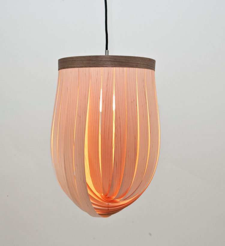 Adjustable Pendant Lamp from Wood 9 - Pendant Lighting - iD Lights