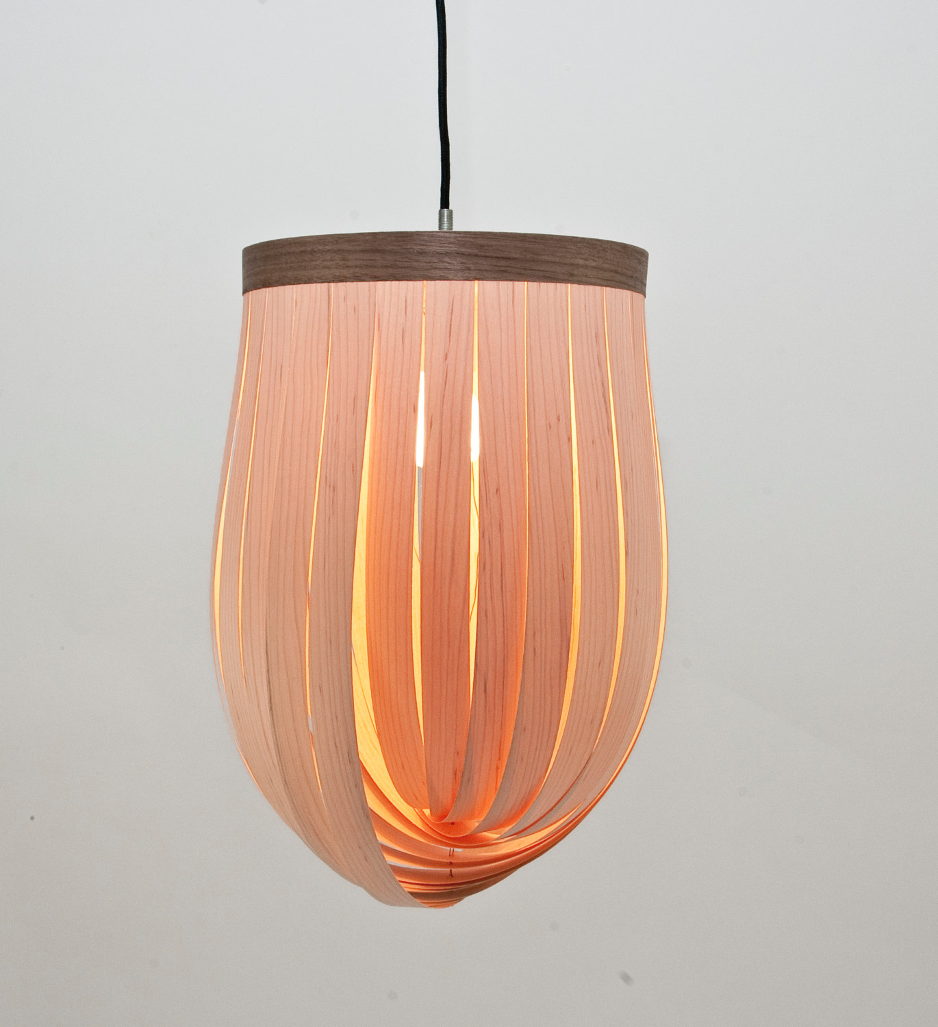 Adjustable Pendant Lamp from Wood 1 - Pendant Lighting - iD Lights