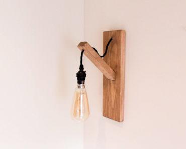 Scandinavian Style Design Wall Light - wall-lights-sconces