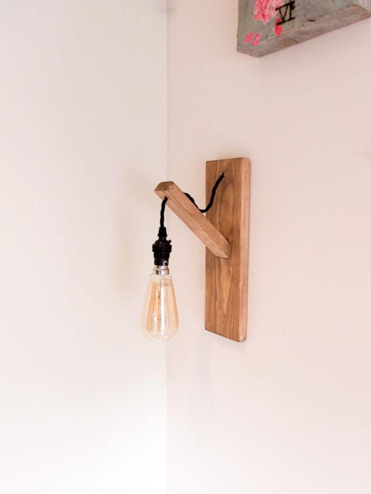 Scandinavian Style Design Wall Light 9 - Wall Lamps & Sconces - iD Lights