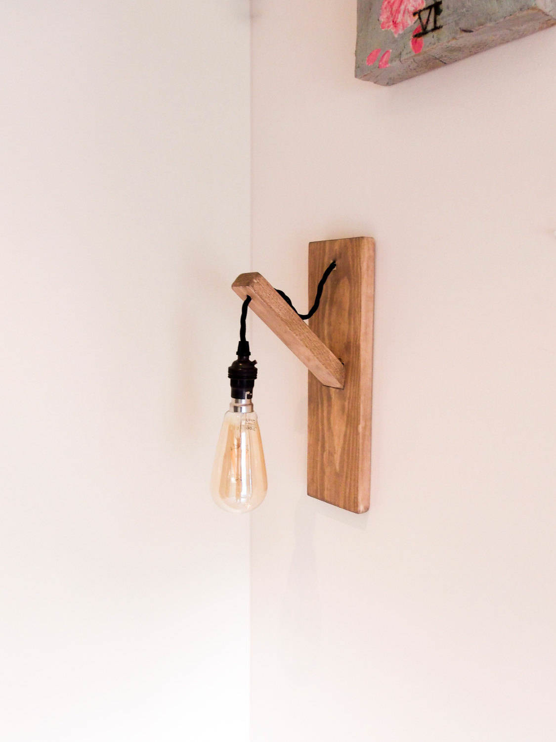 Scandinavian Style Design Wall Light - wall-lights-sconces