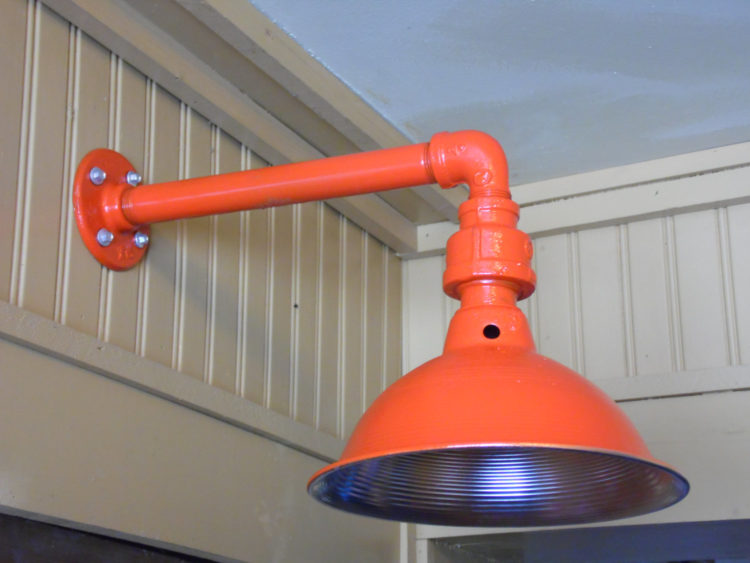 Custom Colored Light Fixture 3 - Outdoor Lighting - iD Lights