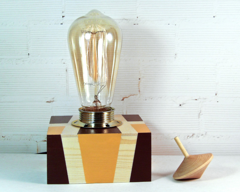 Danish Modern Desk Lamp 1 - Desk Lamps - iD Lights
