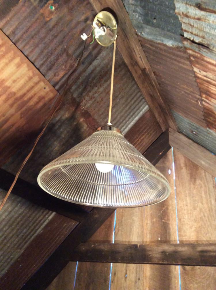 Vintage Holophane Pendant Lamp 7 - Pendant Lighting - iD Lights