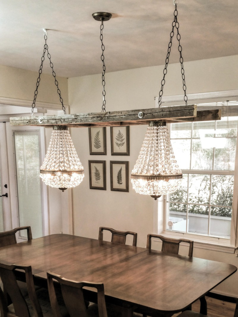 Kitchen Table Light Fixtures Modern