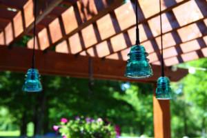 Great Outdoor Insulator Pendant Lights