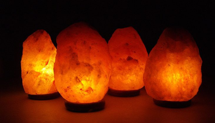 Real Himalayan Salt Lamps Complete Guide   Table Lamps