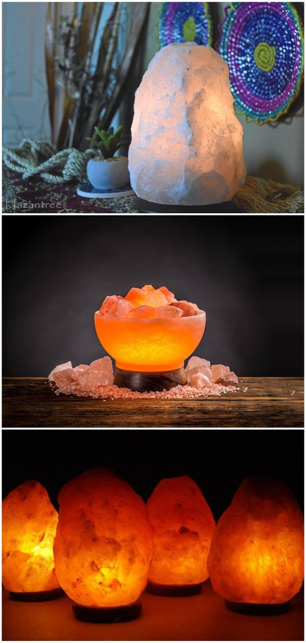 Real Himalayan Salt Lamps Complete Guide 5 - Table Lamps - iD Lights