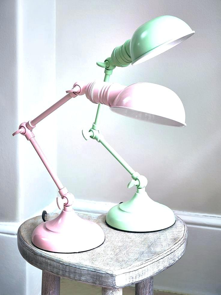 Mint Green Kids Desk Lamp