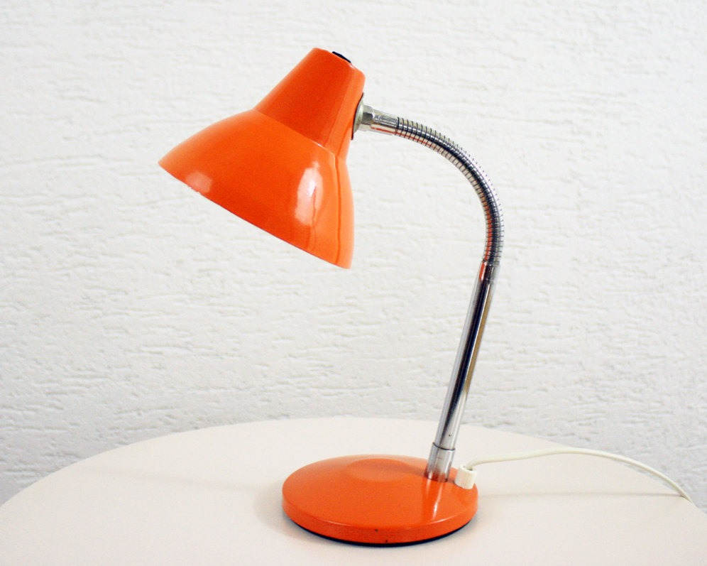 Seventies Desk Lamp - desk-lamps