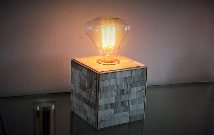 Submit a lamp -