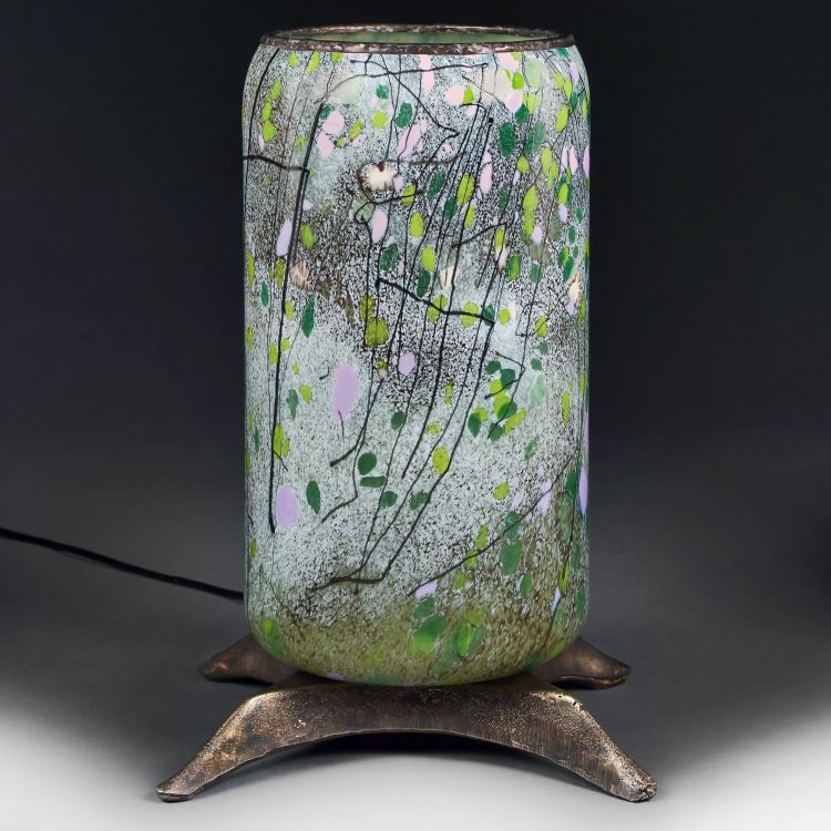Woodland Wisteria 2 - Table Lamps - iD Lights