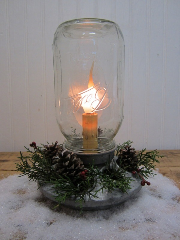23 Amazing Christmas Lighting Ideas 14 - Table Lamps - iD Lights