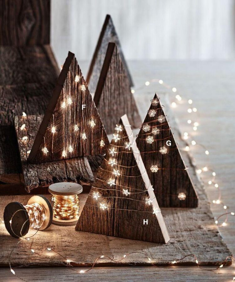 23 Amazing Christmas Lighting Ideas 15 - Table Lamps - iD Lights
