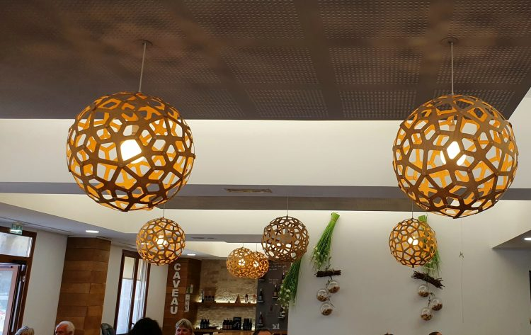 Pretty Wooden Ball Lamps 1 - Pendant Lighting - iD Lights