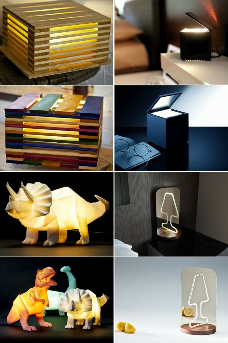 39 Amazing Bedside Lamps