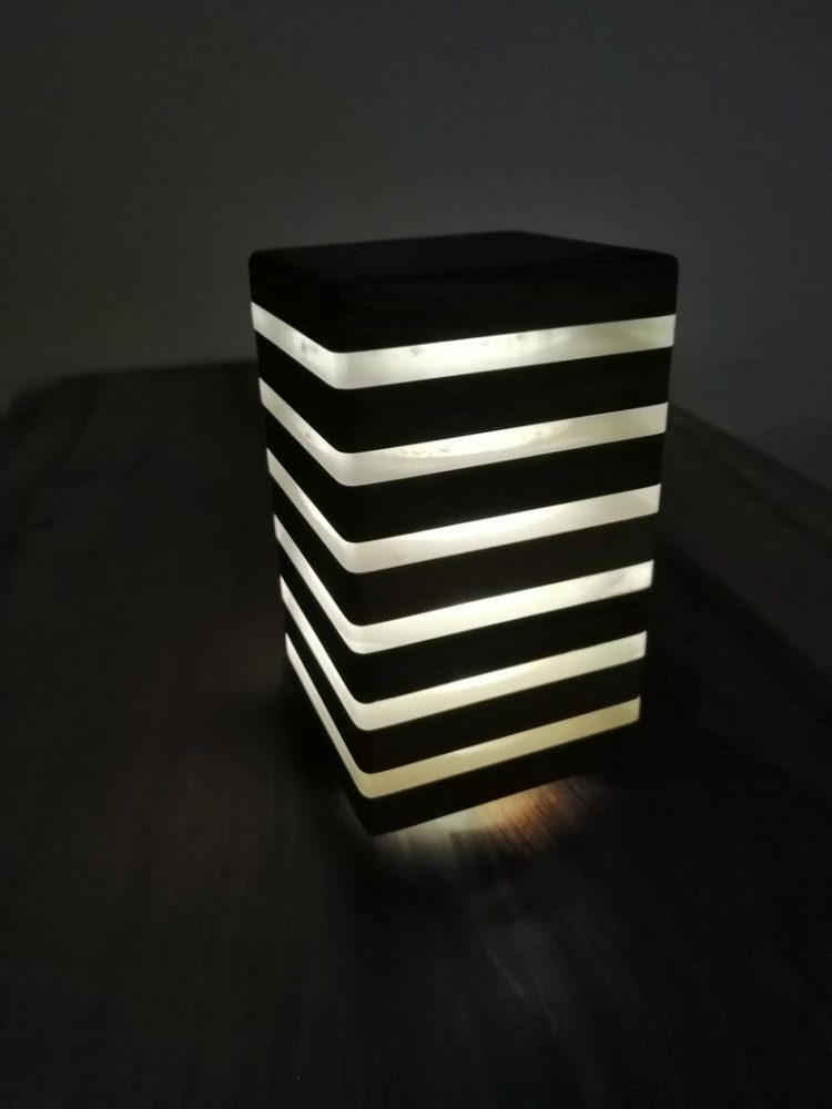 Wooden Night Lamp