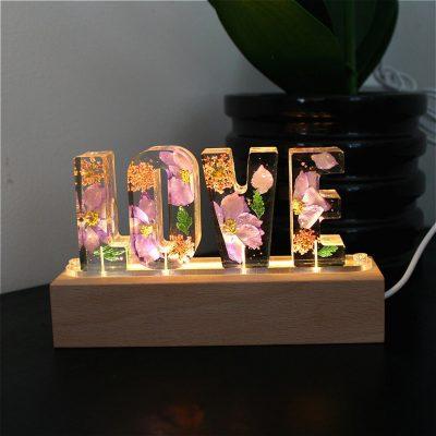 Handmade Real Pressed Dried Flowers