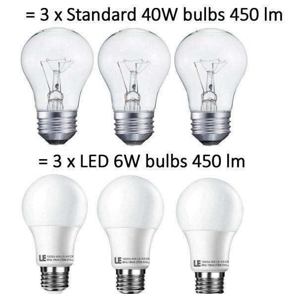 Wood Beam LED Pendant Light 9 - iD Lights