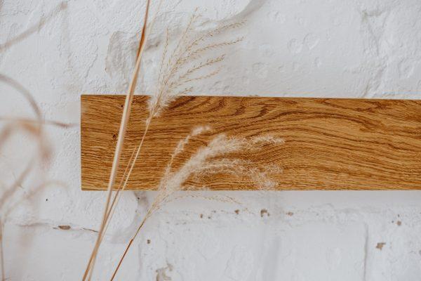 Handmade wall luminaire of oak wood 8 - iD Lights